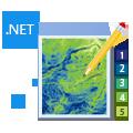 栅格数据空间分析 dot Net